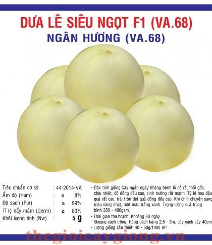 dua le sieu ngot ngan huong va68