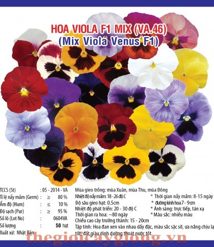 viola f1 mix va46